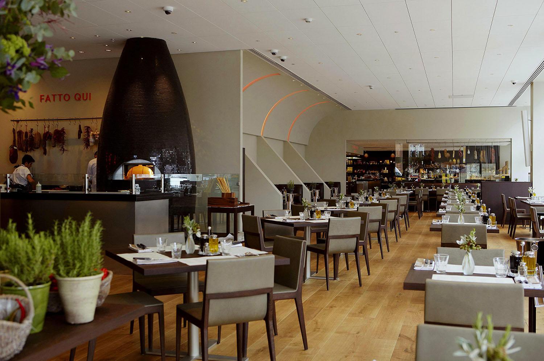 L'Anima Cafe, London EC2