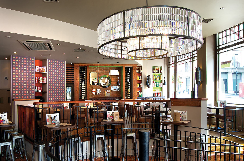 Assaggetti Restaurant & Bar London SW1