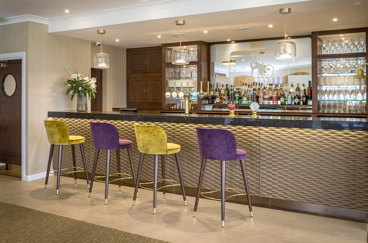 Blackmoor Golf Club Lounge Bar & Terrace