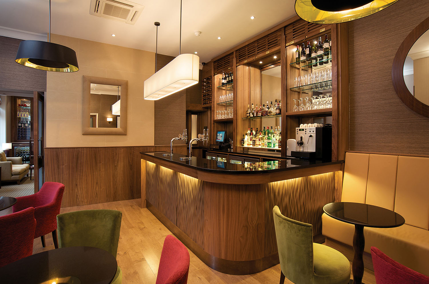 Smiths Bar & Lounge, Manor House Hotel/Conference Centre, Godalming