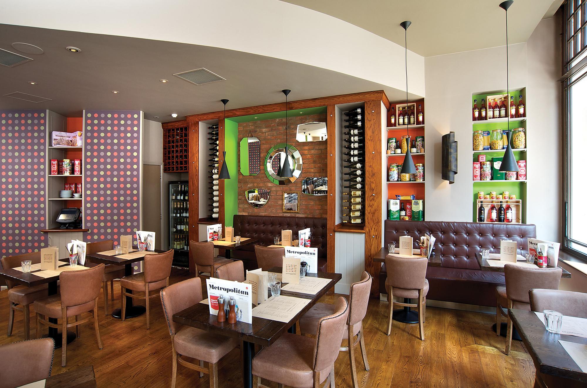 Assaggetti Restaurant & Bar