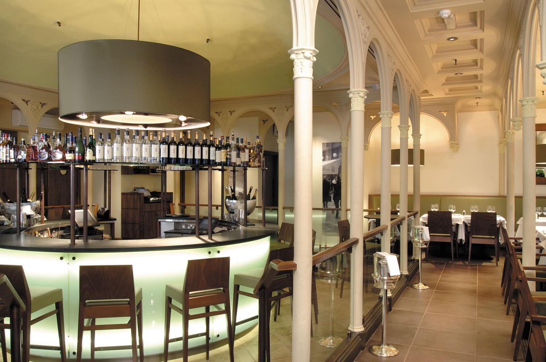 Brera restaurant rory cashin design interior