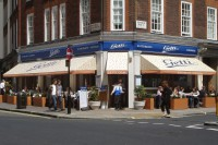 Getti Restaurant - Marylebone