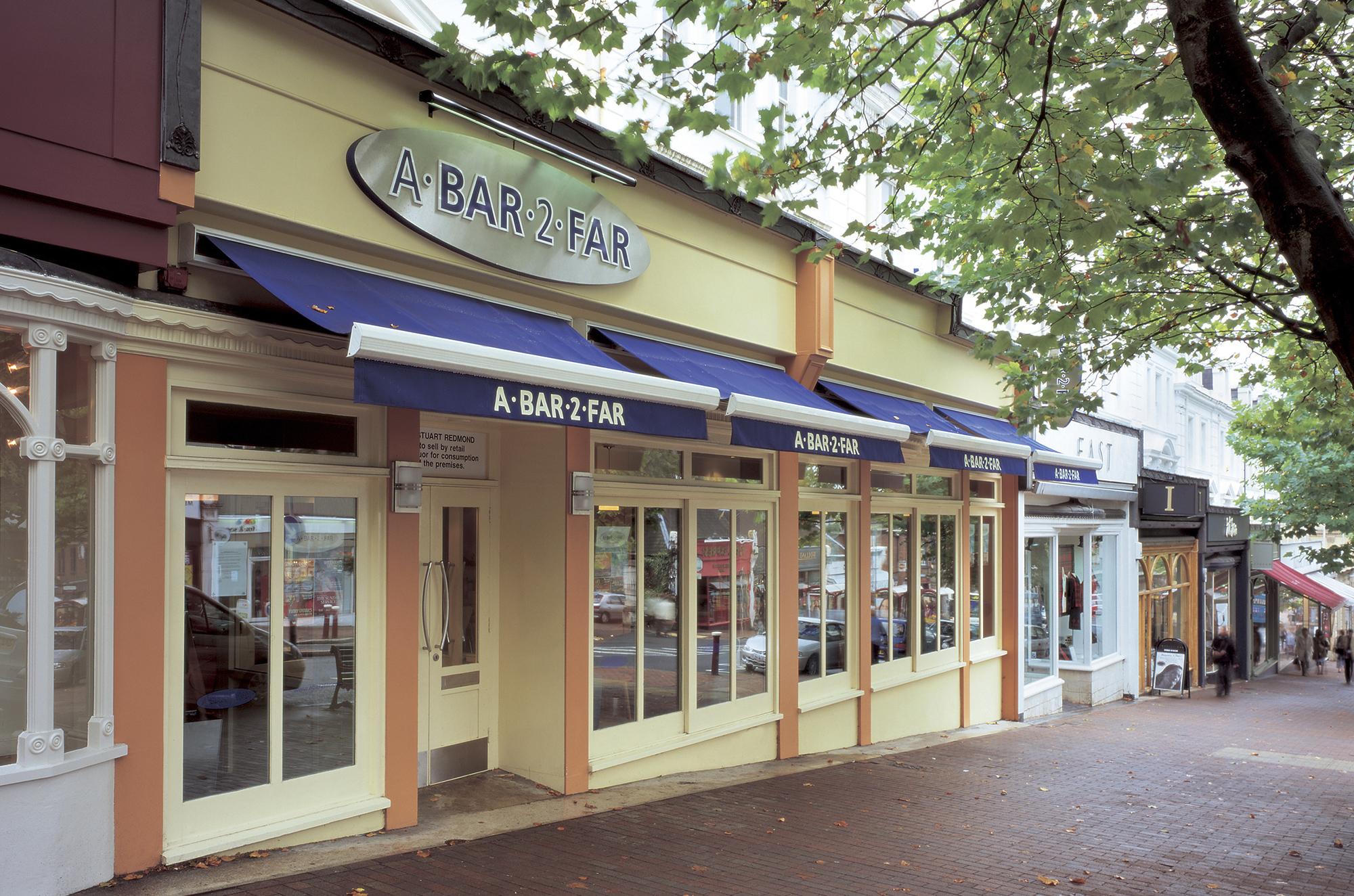 A Bar 2 Far