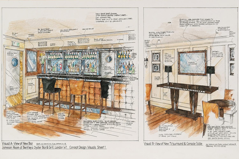 Bentley's Oyster Bar