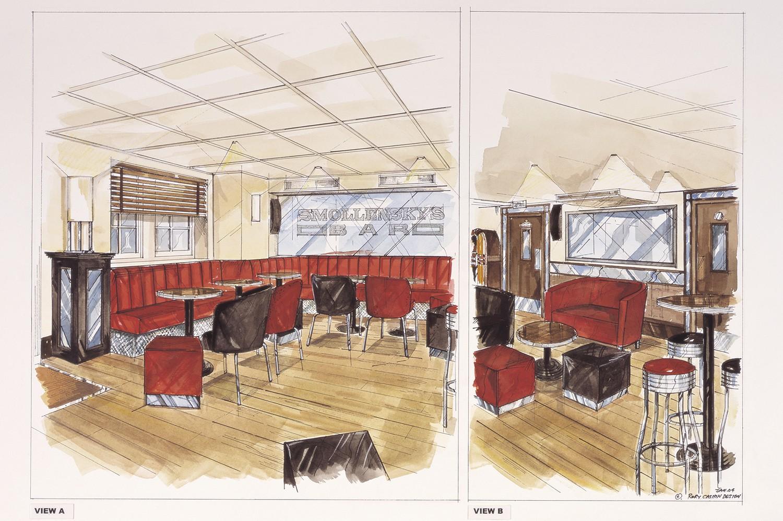 Smollensky's Bar-Diner