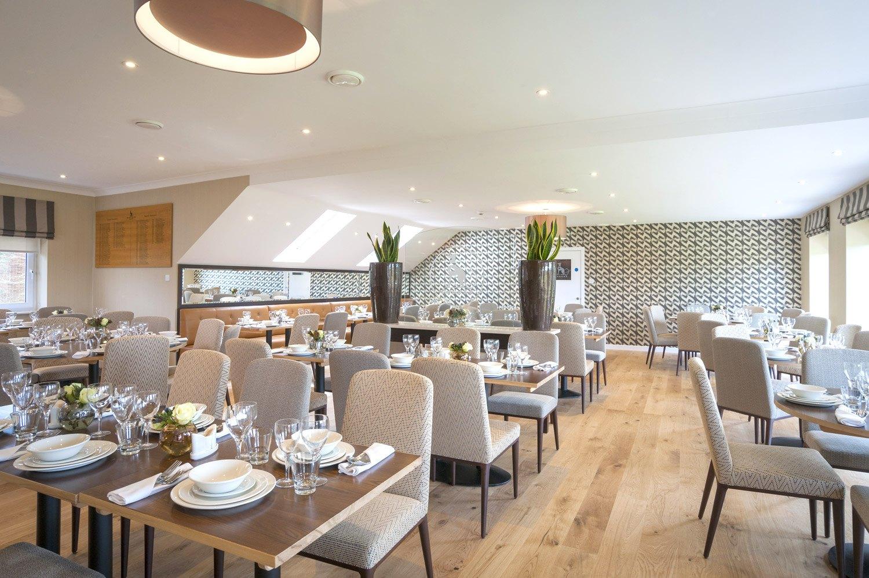 Colts Restaurant At Blackmoor Golf Club Rory Cashin