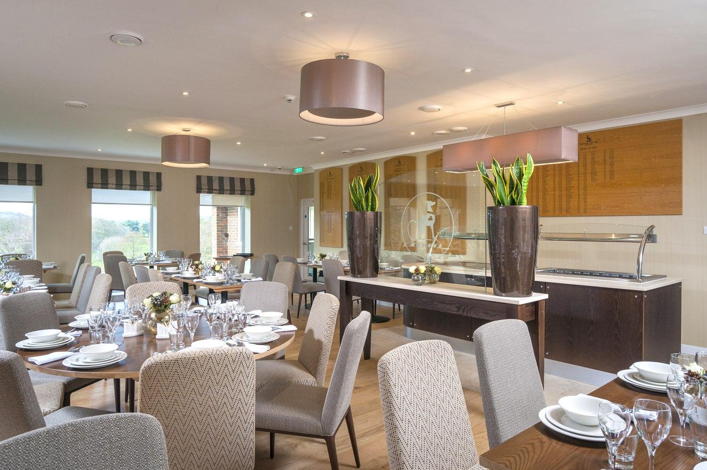 Colts Restaurant At Blackmoor Golf Club